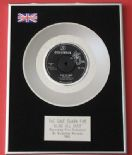 DAVE CLARK FIVE - Glad All Over Platinum single presentation Disc